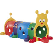 "ECR4Kids® Feber® ""Gus"" Climb-N-Crawl Caterpillar 4 Section"
