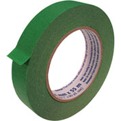 "Ecr4kids® Green Masking Tape Roll - 1""W, 1 Roll, Priced Ea, Sold 120/PK - Pkg Qty 120"