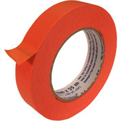 "Ecr4kids® Orange Masking Tape Roll - 1""W, 1 Roll, Priced Ea, Sold 120/PK - Pkg Qty 120"