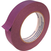 "Ecr4kids® Purple Masking Tape Roll - 1""W, 1 Roll, Priced Ea, Sold 120/PK - Pkg Qty 120"
