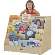 "ECR4Kids® Birch Mobile Book & Storage Unit, 36""W x 24""D x 30""H"
