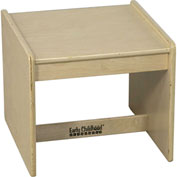 ECR4Kids® Living Room Set - Birch End Table