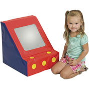 ECR4Kids® Pull Up Mirror Primary
