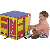 ECR4Kids® Dress Me Up and Learn Cube