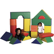 ECR4Kids® SoftZone™ 21 Pc. Jumbo Soft Blocks