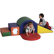 ECR4Kids® SoftZone™ Slide & Crawl