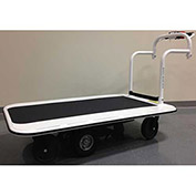 "Electro Kinetic Technologies Motorized Platform Truck MPC-1772-355230 - 3000 Lb. Cap - 52"" x 34-1/2"""
