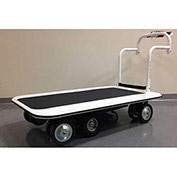 "Electro Kinetic Technologies Motorized Platform Truck MPC-1772-355240 - 4000 Lb. Cap - 52"" x 34-1/2"""