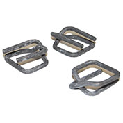 "1/2"" Wire Buckle Heavy Duty - 1,000 Pack"