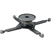 OmniMount Universal Projector Ceiling Mount, 40-lb Weight Capacity