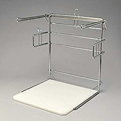 Heavy-Duty Counter Rack for Tabbed T-Shirt Bags