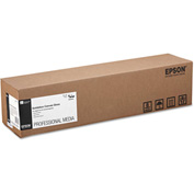 """Epson® Exhibition Canvas Gloss S045243, 24"""" x 40', White, 1 Roll"""