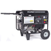 Lifan Power AXQ1-200A Welder/Generator Combo 200Amp Welder/4000W Generator Electric Start
