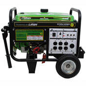 Lifan Power ES4100E, 3500 Watt, Energy Storm Portable Generator, Gasoline, Electric/Recoil Start