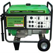 Lifan Power ES5700E-CA, 5000 Watt, Energy Storm Portable Generator, Gasoline, Electric/Recoil, CARB