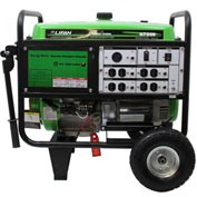 Lifan Power ES6750E, 6700 Watt, Energy Storm Generator, Gasoline, Electric/Recoil, CSA, CARB