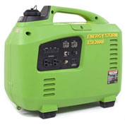 Lifan Power ESI2000i-CA 2000W ES Inverter Generator w/Recoil Start - CARB