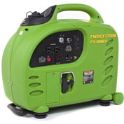 Lifan Power ESI2000iER 2200W ES Inverter Generator w/Recoil/Elec Start/Remote/Parallel Jack