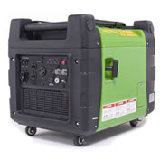 Lifan Power ESI3600iER 3500W ES Inverter Generator w/Recoil/Elec Start/Remote