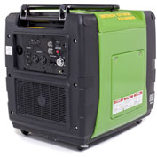 Lifan Power ESI5600iER 5500W ES Inverter Generator w/Recoil/Elec Start/Remote