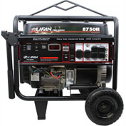 Lifan Power LF8750iE-CA, 8000 Watt, Pro Series Portable Generator, Gasoline, Electric/Recoil, CARB