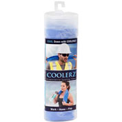 "ERB™ 21560, Coolerz Cooling Towel, Blue, 25-1/2"" x 17"" - Pkg Qty 10"