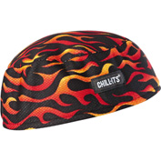 Ergodyne® Chill-Its® 6630 High-Performance Cap, Flames, One Size - Pkg Qty 6