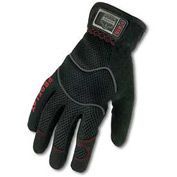 Ergodyne® ProFlex® 815 Utility EZ Gloves, Black, XL