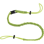 Ergodyne® Squids® 3104 Detachable Dual Loop, 5 lbs., Lime, Standard - Pkg Qty 6