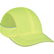 Ergodyne® Skullerz® 8950 Bump Cap, Lime, Long Brim, One Size
