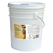 Earth Friendly Products Floor Cleaner Concentrate Lemon Sage 5 Gallon Pail - PL9325/05