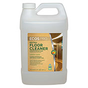 Earth Friendly Products Floor Cleaner, Lemon Sage Concentrate Gallon Bottle 4/Case - PL9325/04