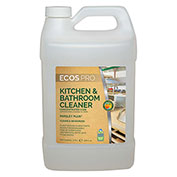 Earth Friendly Products Parsley Plus Kitchen Bathroom Cleaner Concentrate, Gallon 4/Case-PL9346/04