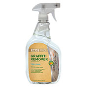Earth Friendly Products Graffiti Remover, 32 oz. Trigger Bottle 6/Case - PL9347/6