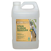 Earth Friendly Products Stain & Odor Remover, Gallon Bottle 4/Case - PL9707/04