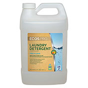 Earth Friendly Products ECOS Liquid Laundry Detergent, Free & Clear 2X Gallon 4/Case - PL9764/04