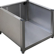 Lamber AC00005D Base For Dishwasher Model F92EKDPS Stainless Steel