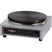 Eurodib/ Krampouz - Single Square S/S Frame Propane Crepe Griddle