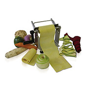 "Bron Coucke CLANX05 - Vegetable Slicer Stainless Steel, 8""L x 8""W x 8""H"