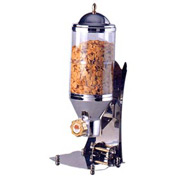Eurodib/ Cofrimell - Cereal and Nut Dispenser With Tray - 1 Gallon