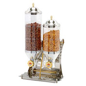 Eurodib/ Cofrimell - Cereal and Nut Dispenser With Tray - 2 Gallon