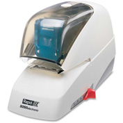 Esselte Rapid 5050e Professional Electric Stapler, 60 Sheet/5000 Staple Capacity, White