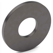 1/2 Flat Washer - Carbon Steel - Zinc Clear - Pkg of 50