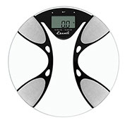 Digital Bathroom Scale 440lb x 0.2lb/200kg x 0.1g With BIA Mode