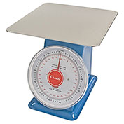 Dial Scale 132lb x 0.5oz/60kg x 0.2g With Stainless Steel Platform