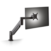 Ergotech 7Flex® Single Monitor Arm - Black