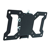 "Ergotech Slim Tilt Wall Mount for 13""-32"" Flat Panel TVs - Black"