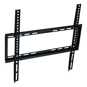 "Ergotech Slim Fixed Wall Mount for 32""-55"" Flat Panel TVs - Black"
