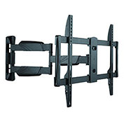 "Ergotech Full-motion Wall Mount for 37""-70"" Flat Panel TVs - Black"
