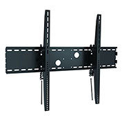 "Ergotech XL Heavy-Duty Tilt Wall Mount for 60""-100"" Curved and Flat Panel TVs - Black"